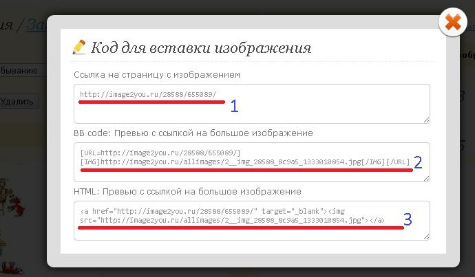 Код для вставки картинки в шапку сайта